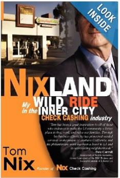 Check Cashing Tom Nix Nixland
