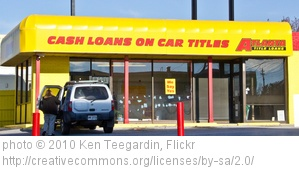 how start car title loan business