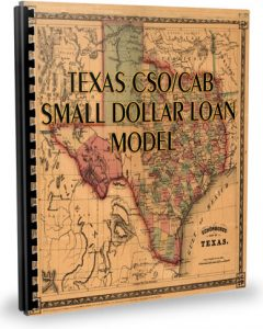 Texas CSO-CAB Lending Model