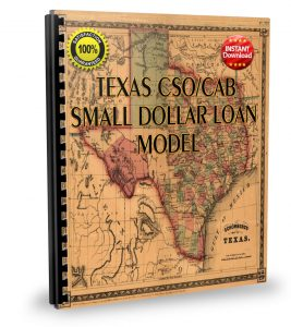 How to Operate a Texas CAB/CSO Loan Biz