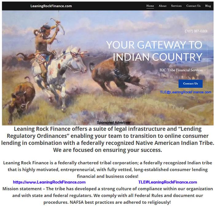 Tribal Lending-TLE-Collaboration