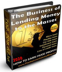 How to open a loan business How to start a loan company